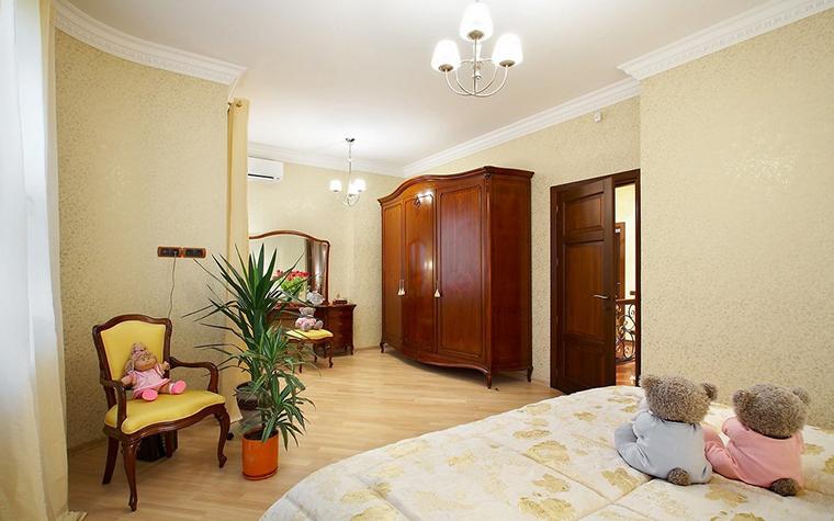 интерьер спальни - фото № 10364