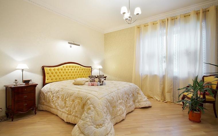 интерьер спальни - фото № 10365