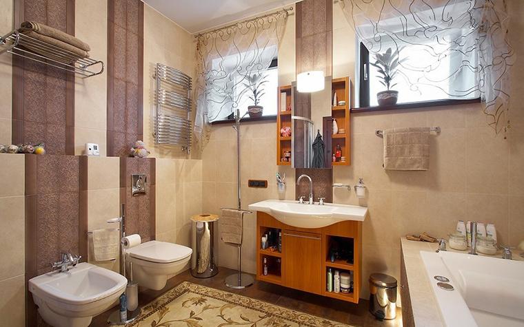 интерьер ванной - фото № 10361