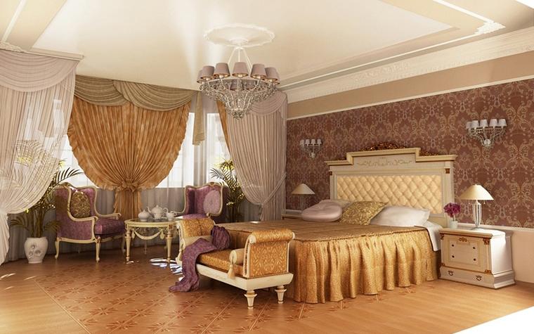 спальня - фото № 10502