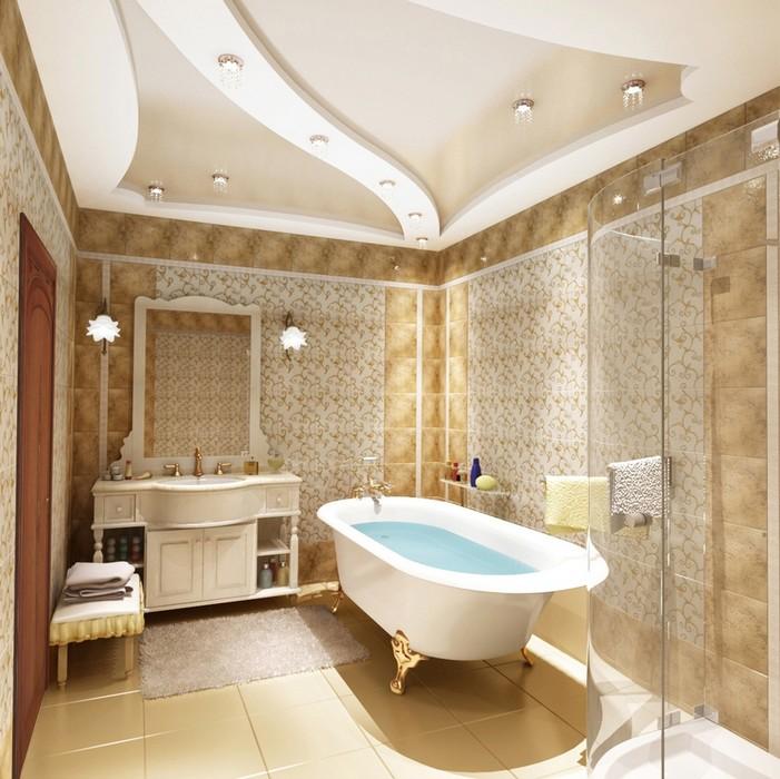 ванная - фото № 10380