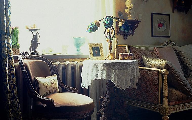 гостиная - фото № 10453