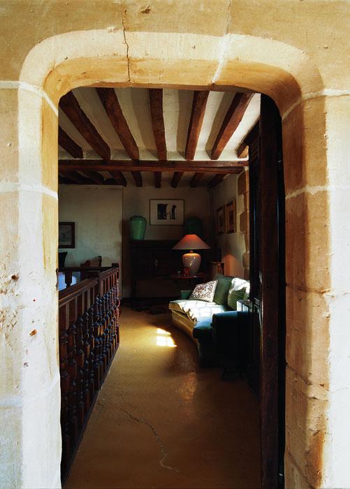 Загородный дом. холл из проекта , фото №408