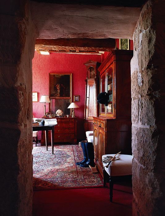 Загородный дом. кабинет из проекта , фото №413