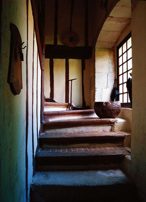 Загородный дом. холл из проекта , фото №6134