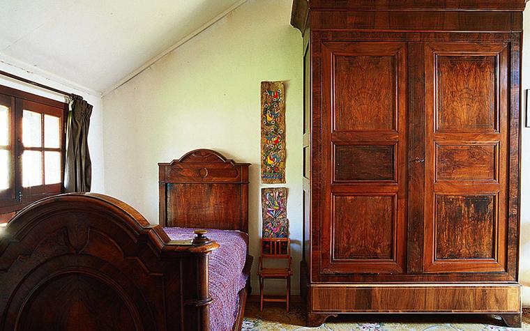 Фото № 415 спальня  Загородный дом