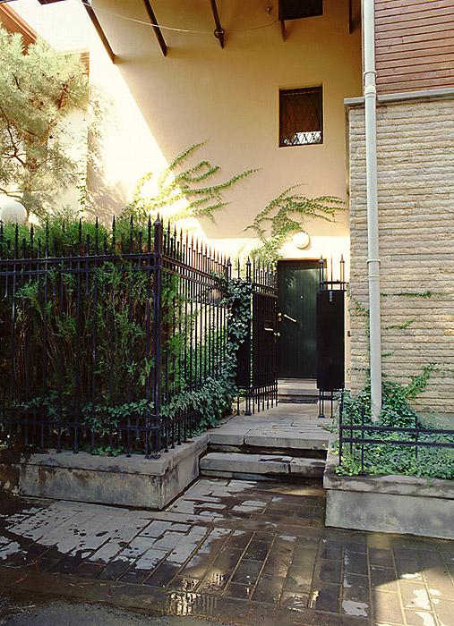 Загородный дом. фасад из проекта , фото №10231