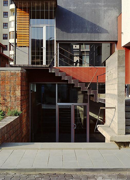Загородный дом. фасад из проекта , фото №10232