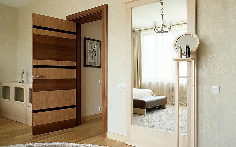 Фото № 10324 спальня  Загородный дом