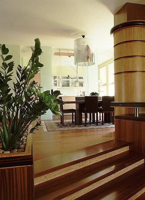 Фото № 10327 кухня  Загородный дом