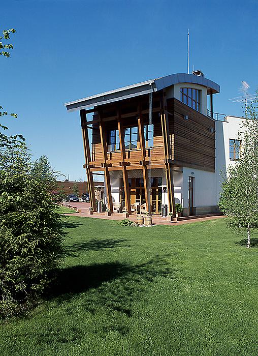 Фото № 10319 фасад  Загородный дом