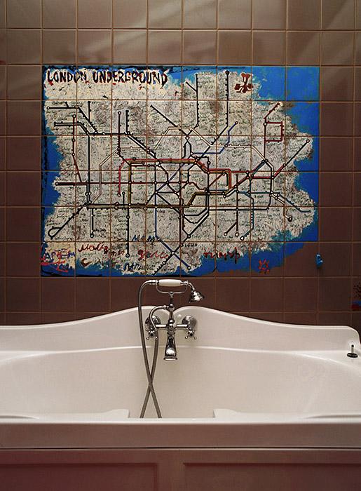 ванная - фото № 9531