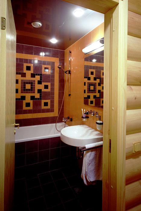 ванная - фото № 1398
