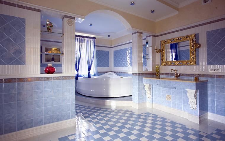интерьер ванной - фото № 1437