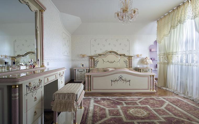 интерьер спальни - фото № 563