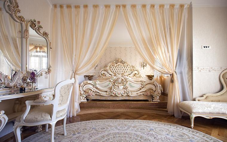 интерьер спальни - фото № 564