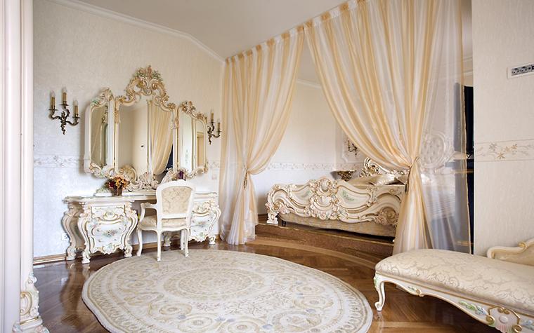 интерьер спальни - фото № 565