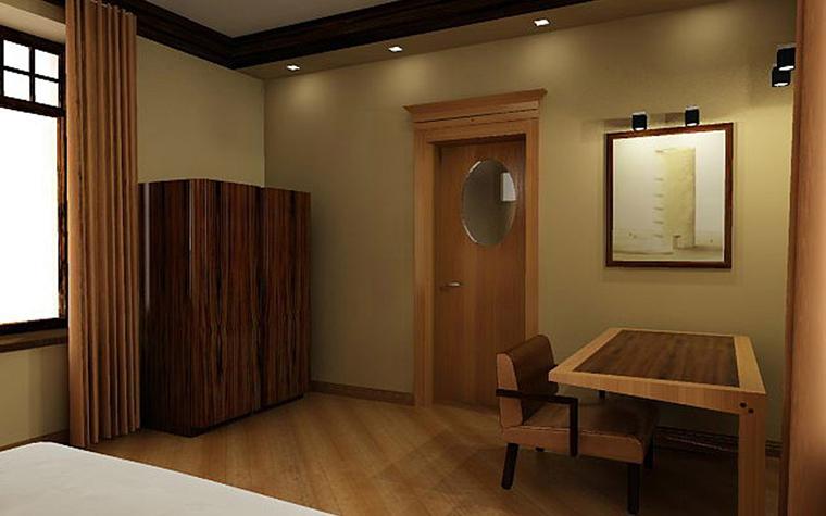 спальня - фото № 770