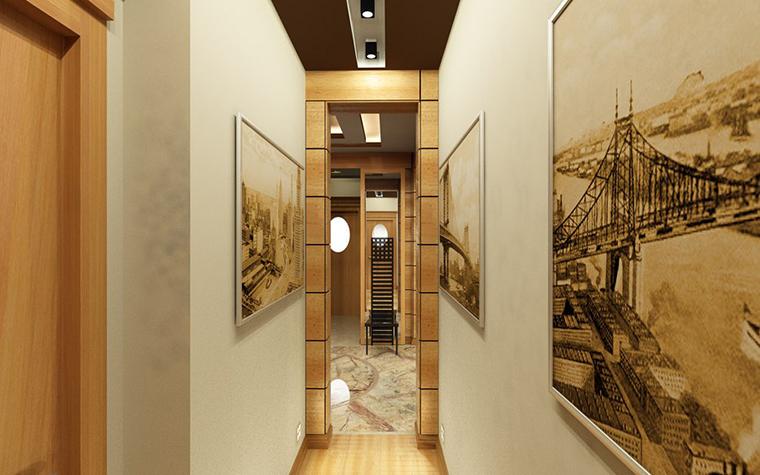 Фото № 1490 холл  Загородный дом