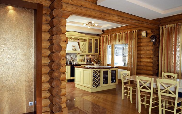 Фото № 925 кухня  Загородный дом