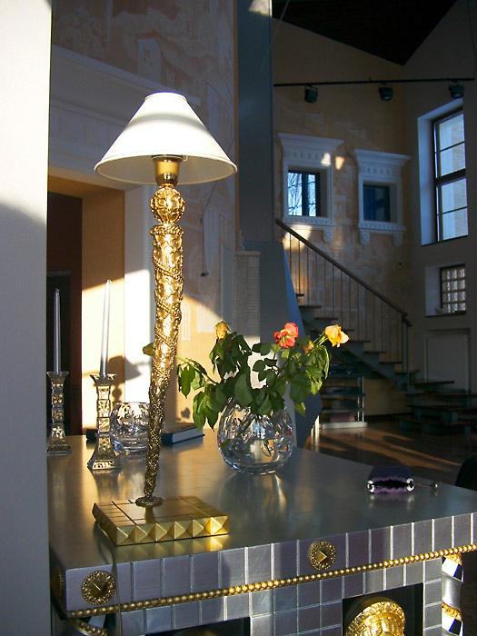 гостиная - фото № 996