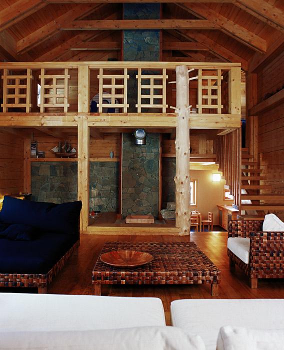 интерьер гостиной - фото № 1637