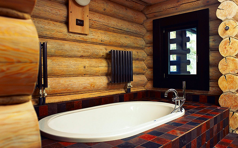 ванная - фото № 1795