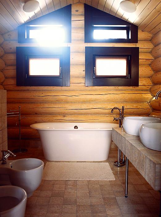 интерьер ванной - фото № 1796