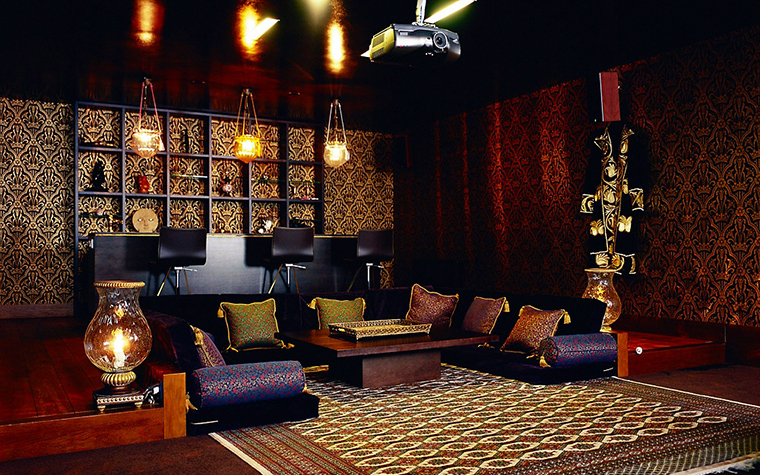 Фото № 12424 домашний кинотеатр  Загородный дом