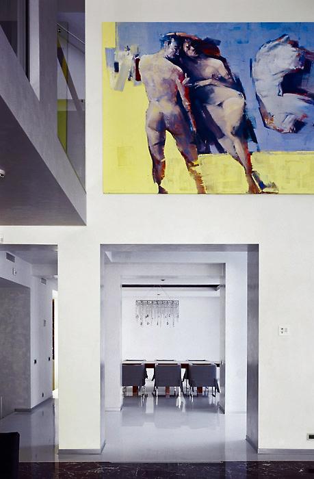 интерьер столовой - фото № 2363