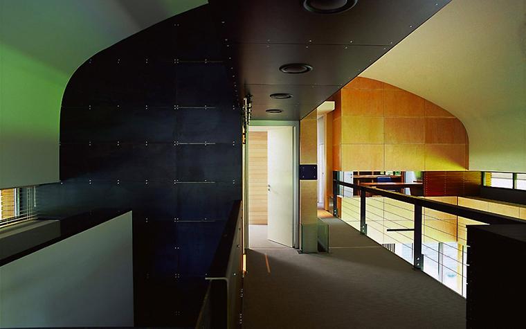 Загородный дом. холл из проекта , фото №1865