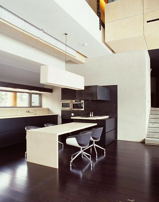 Загородный дом. кухня из проекта , фото №6579