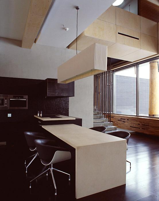 Загородный дом. кухня из проекта , фото №6580