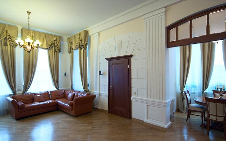 интерьер гостиной - фото № 1887