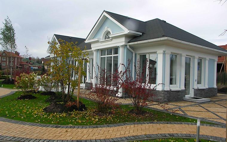 Загородный дом. дорожка из проекта , фото №3911