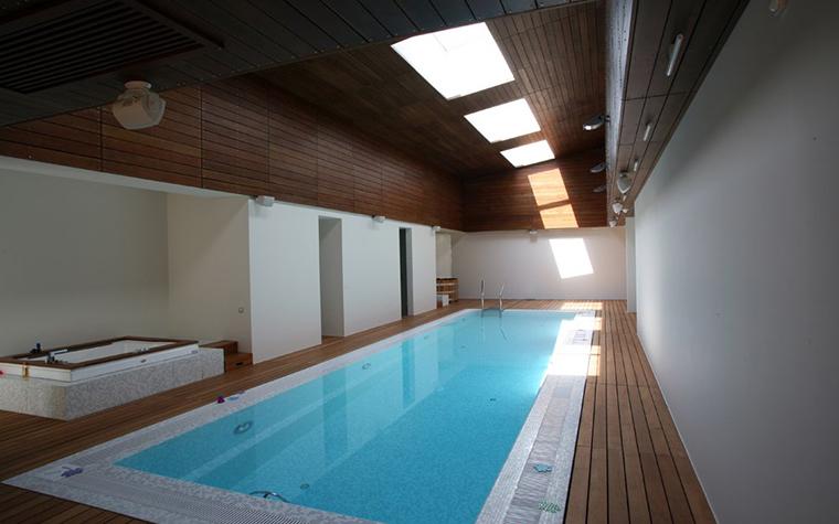 интерьер бассейна - фото № 2037