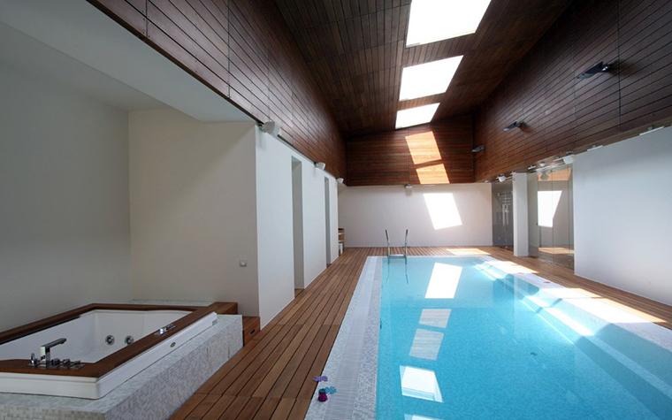 интерьер бассейна - фото № 2040