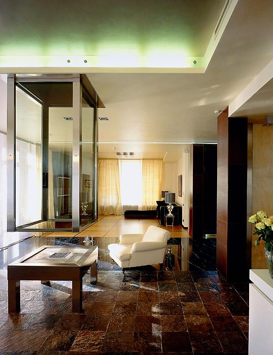 Фото № 2271 гостиная  Загородный дом