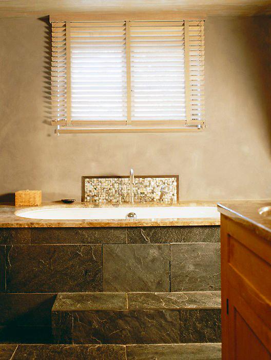 интерьер ванной - фото № 7052