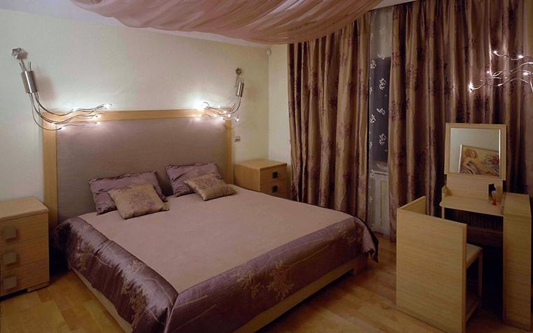 Загородный дом. спальня из проекта , фото №2532