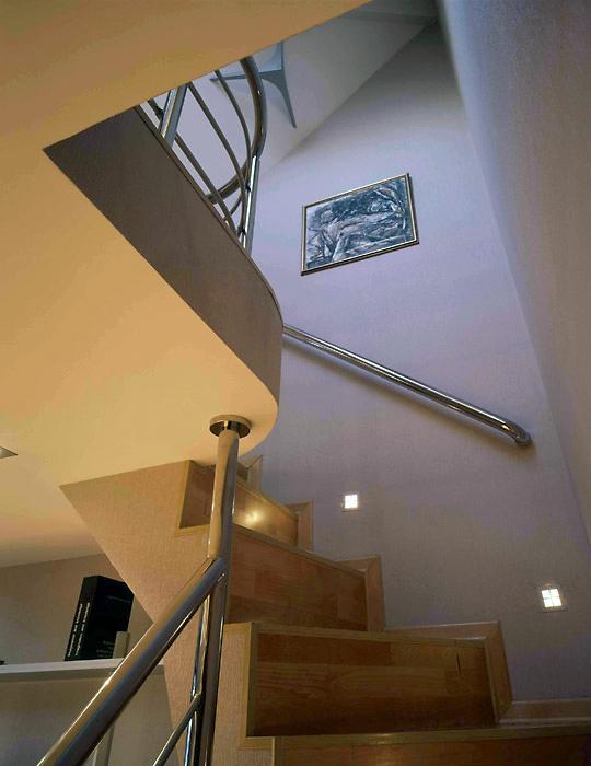 Загородный дом. холл из проекта , фото №2536
