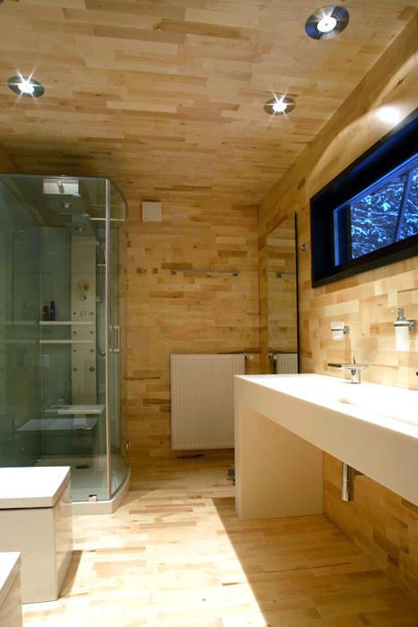 Фото № 2834 ванная  Загородный дом