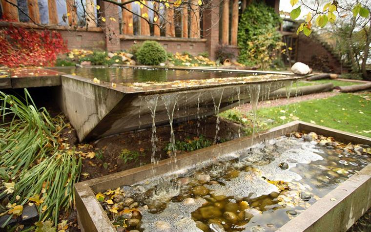Фото № 4395 водоем  Загородный дом