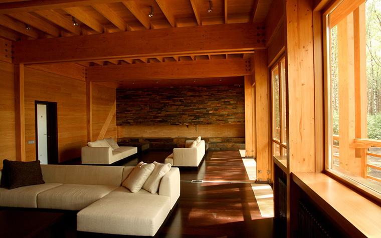 Загородный дом. гостиная из проекта , фото №2912