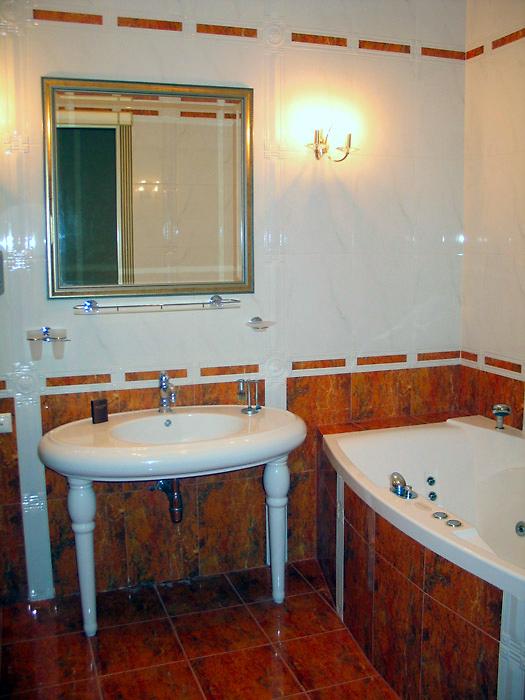 интерьер ванной - фото № 3919