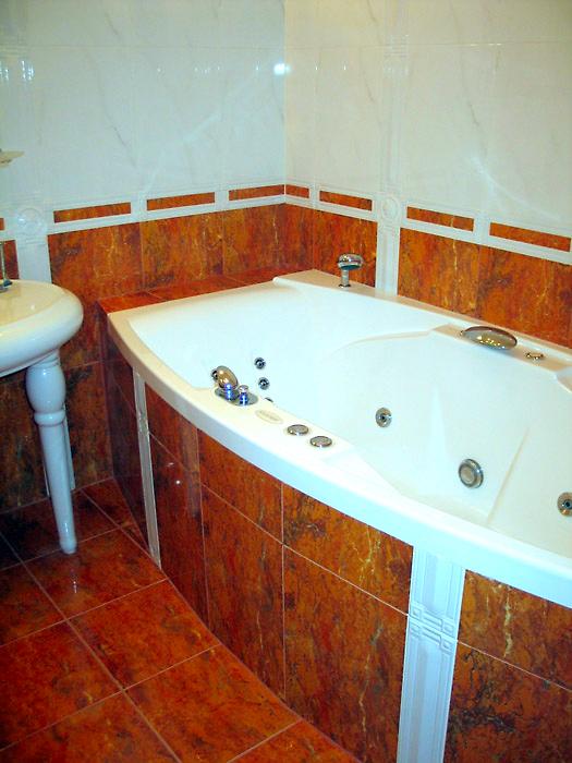 интерьер ванной - фото № 3920