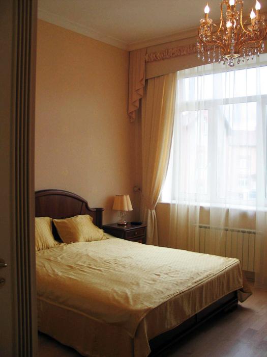 Фото № 3931 спальня  Загородный дом