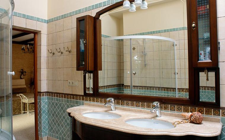 Фото № 3948 ванная  Загородный дом