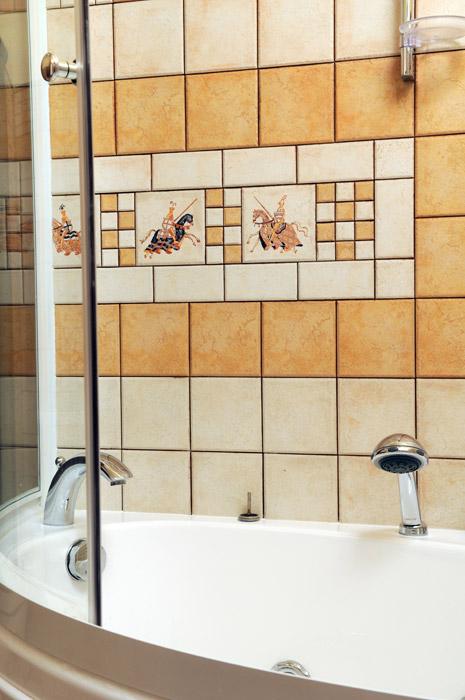 Фото № 3957 ванная  Загородный дом
