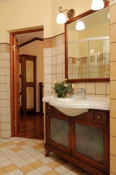 Фото № 3958 ванная  Загородный дом